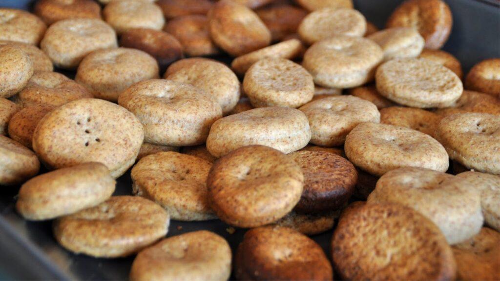 galletas de aceite