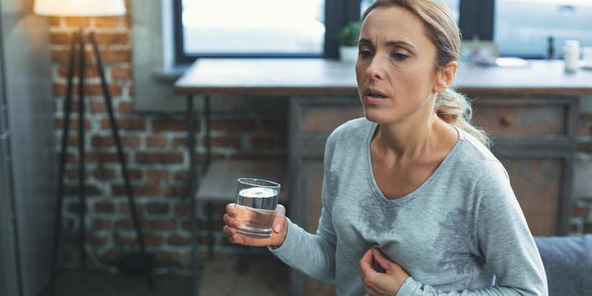 sofocos menopausia