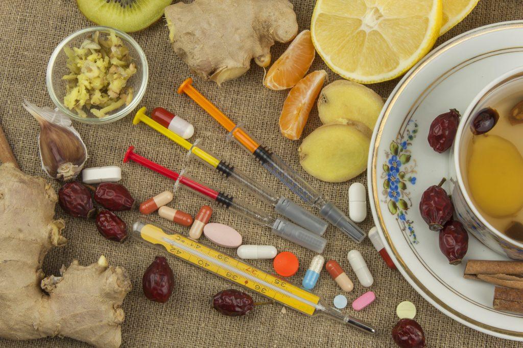5 alimentos contra el resfriado