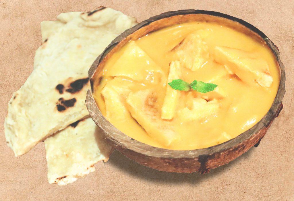 curry de heura