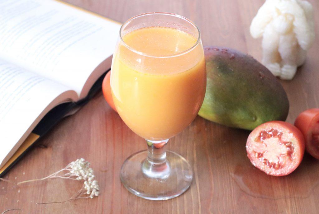 gazpacho mango
